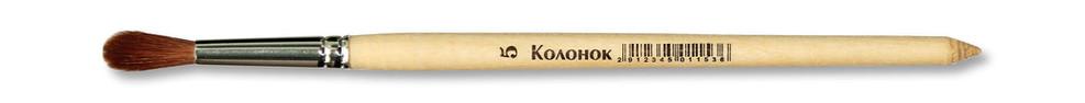Школяр Колонок кругая 5Монтажная область
