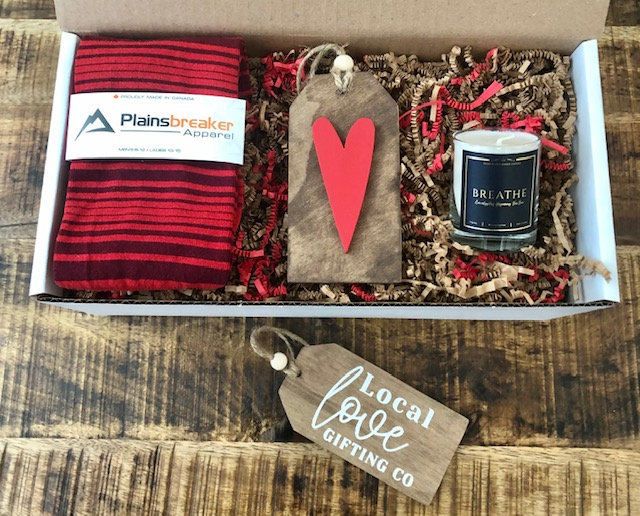 Simple and Sweet Gift Box For Him