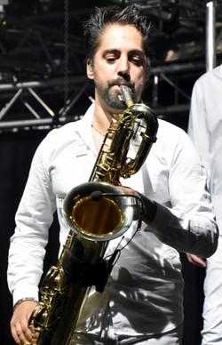 Edgar - Sax & Accordéon