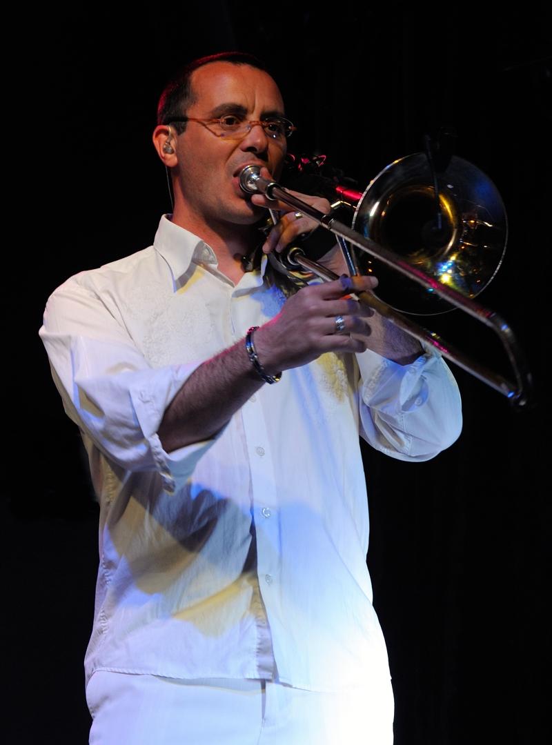Ruben-Trombone & Direction musicale