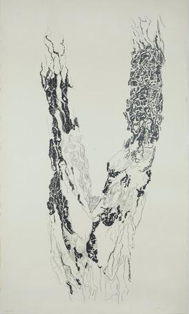 Gro Finne / silketrykk / 180 x 120 / kr 20.000