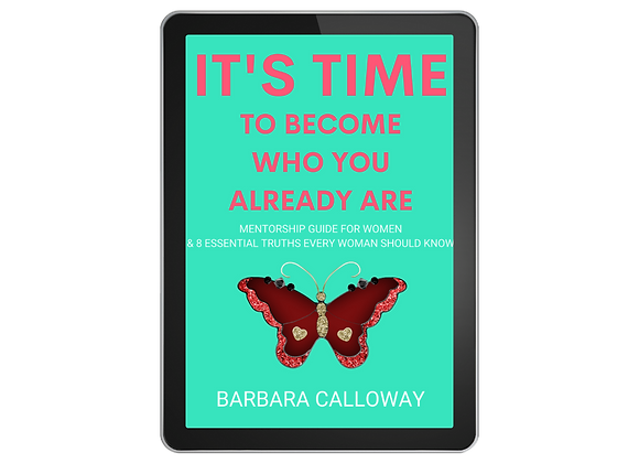 It's Time to Become Who You Already Are E-Book