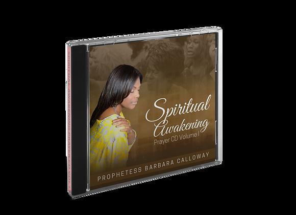 The Spiritual Awakening Prayer CD Volume I