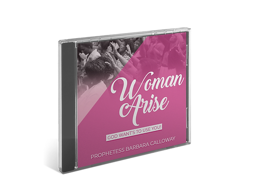 Woman Arise God Wants to Use You