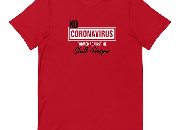 No Coronavirus Formed