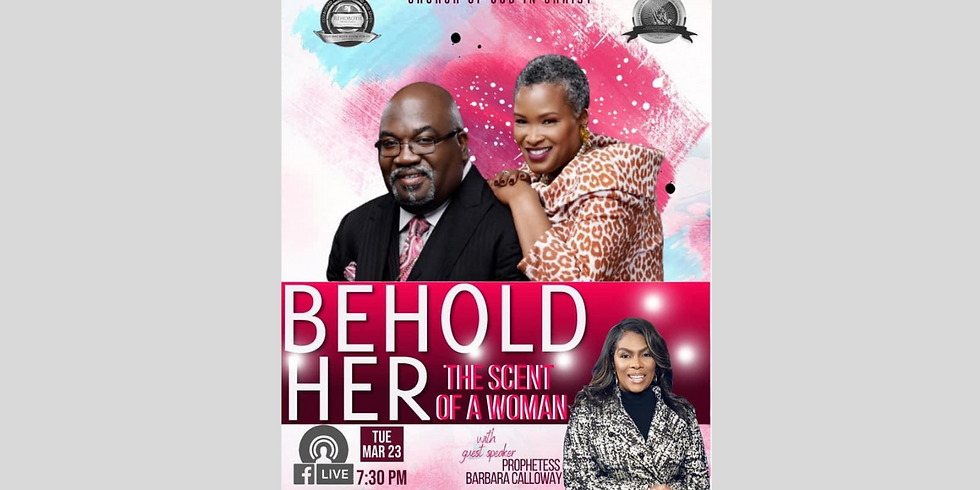 Rehoboth Ministries Virtual Women's Conference