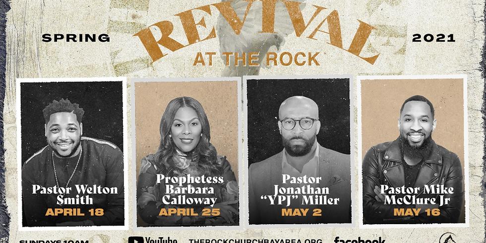 Virtual-Spring Revival at The Rock