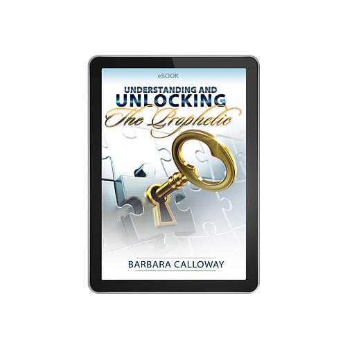 Understanding and Unlocking the Prophetic E-Book