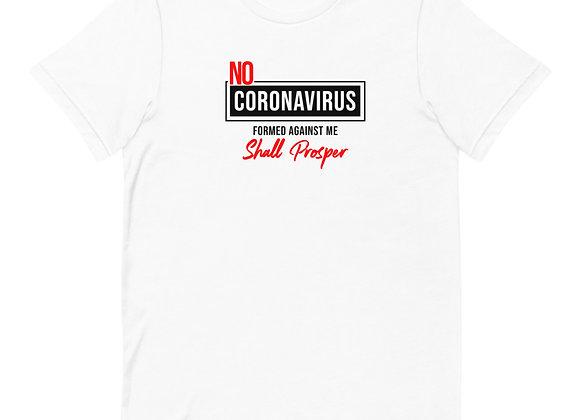 No Coronavirus Formed (White)