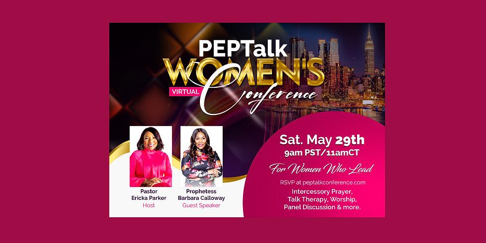Virtual-PEPTalk Women's Conference