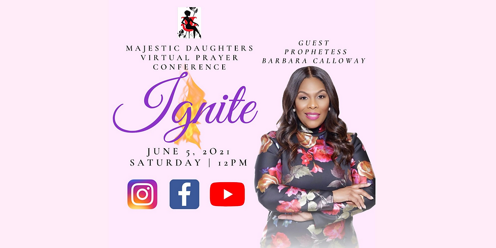 Virtual-Majestic Daughters Ministry