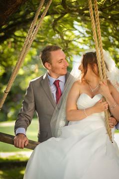 Lovers swing