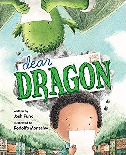 Dear Dragon by Josh Funk