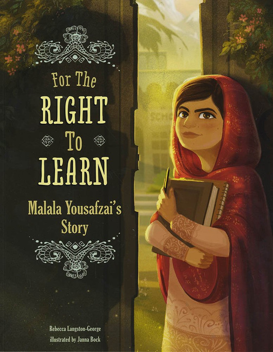 For the Right to Learn by Rebecca Langston - George