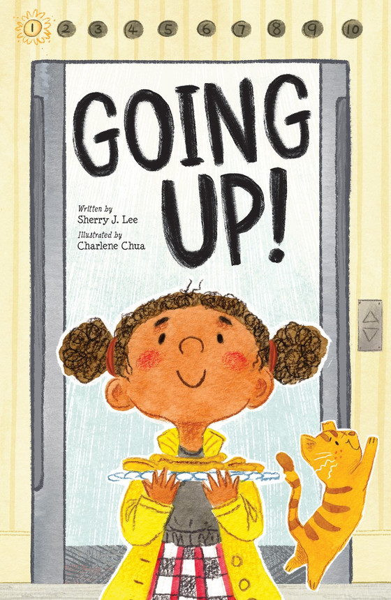 Going Up! by Sherry J. Lee