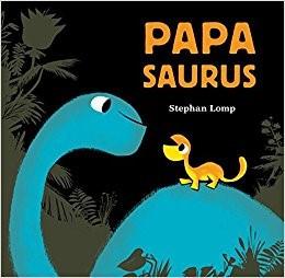 Papasaurus and Mamasaurus by Stephan Lomp