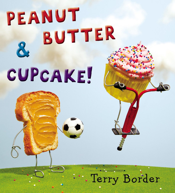 Peanut Butter and Cupcake by Terry Border