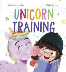 Unicorn Training by Amanda Brandon