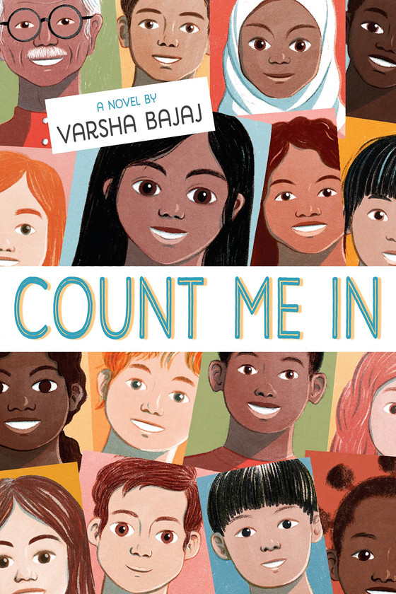 Count Me In by Varsha Bajaj