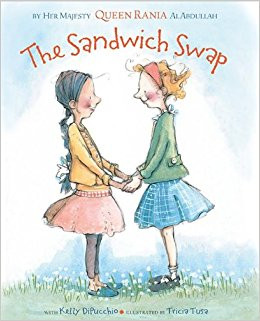 The Sandwich Swap by Kelly DiPucchio and Queen Rania of Jordan