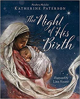 The Night of His Birth by Katherine Paterson