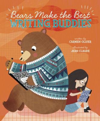 Bears Make Best Writing Buddies by