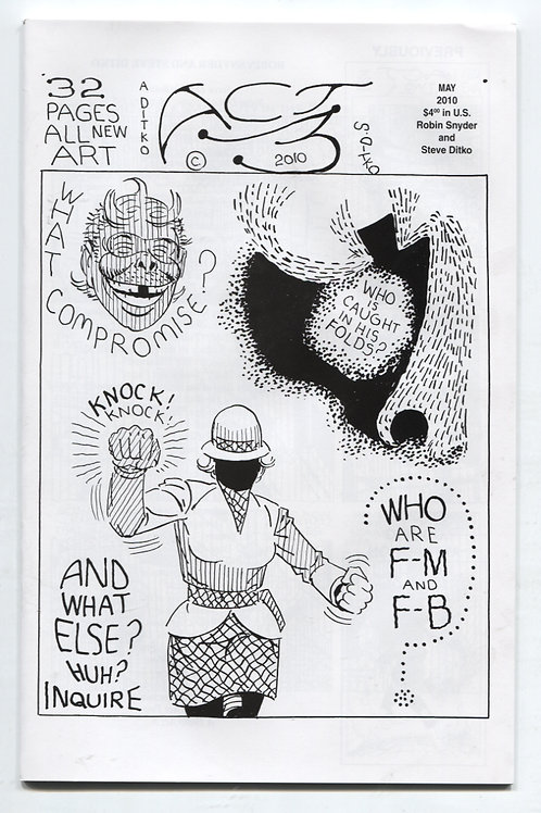 Ditko Act 3