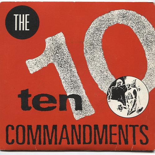 """Ten Commandments: Wherever I Go 7"""""""