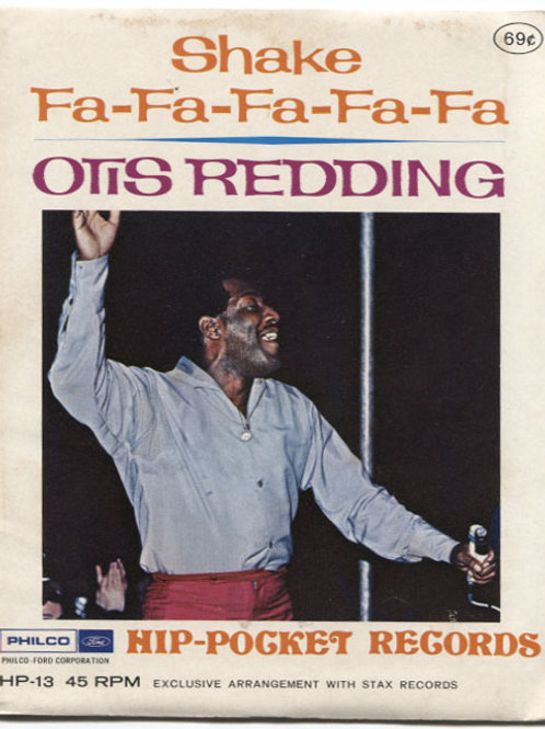 Otis Redding: Shake Hip-Pocket Record