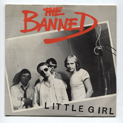 """The Banned: Little Girl 7"""""""