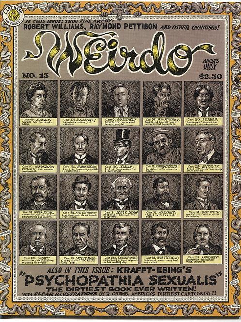 Weirdo #13