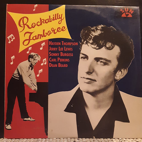 Rockabilly Jamboree 10""