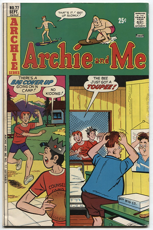 Archie And Me #77