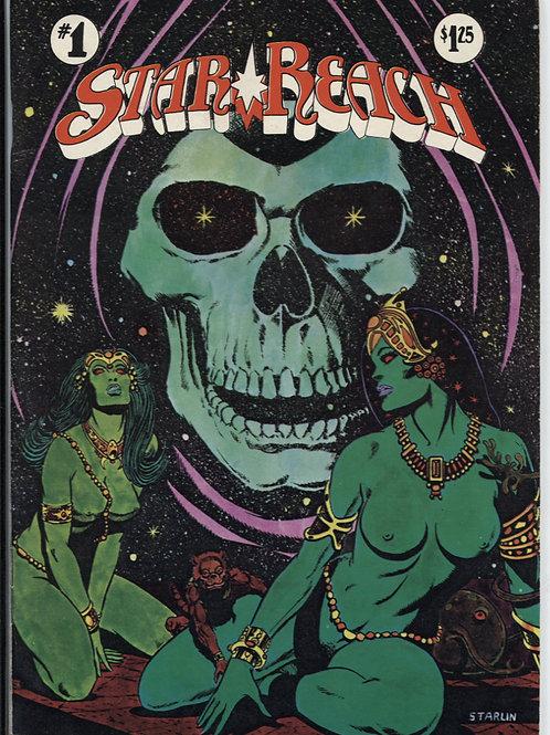 Star Reach Comics #1