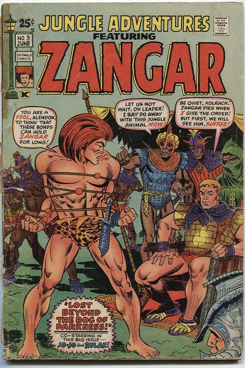 Jungle Adventures featuring Zangar #3