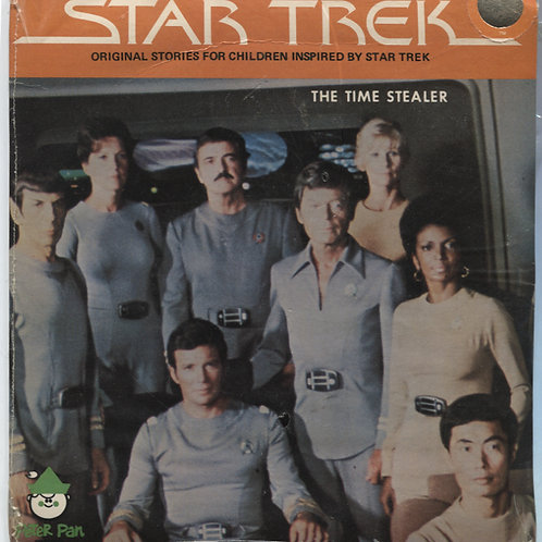 "Star Trek: The Time stealer 7"" Record"