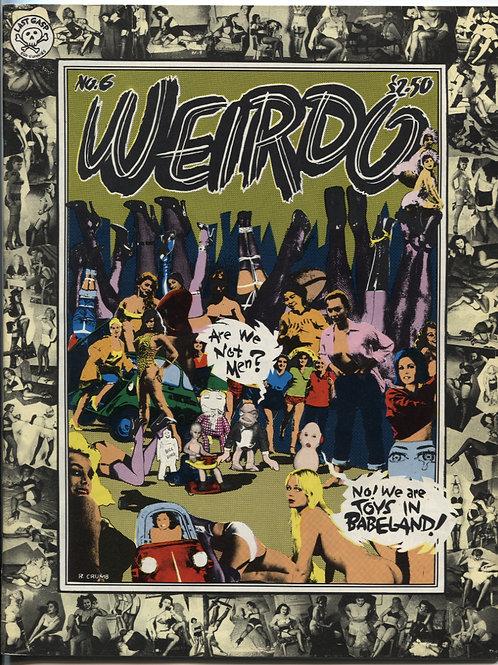 Weirdo #6