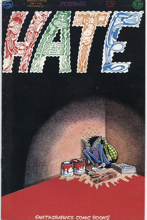 Peter Bagge's Hate #5 (Low Grade)