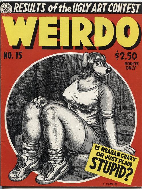Weirdo #15