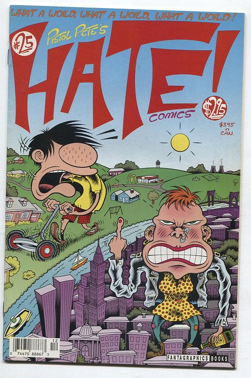 Peter Bagge's Hate #25
