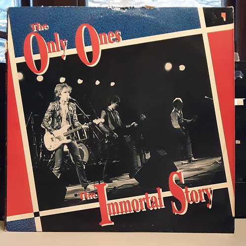 Only Ones: The Immortal Story dbl LP