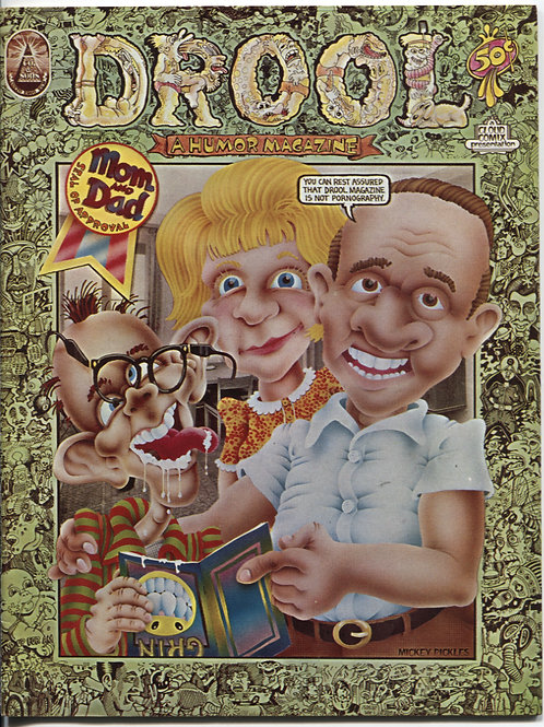 Drool Magazine