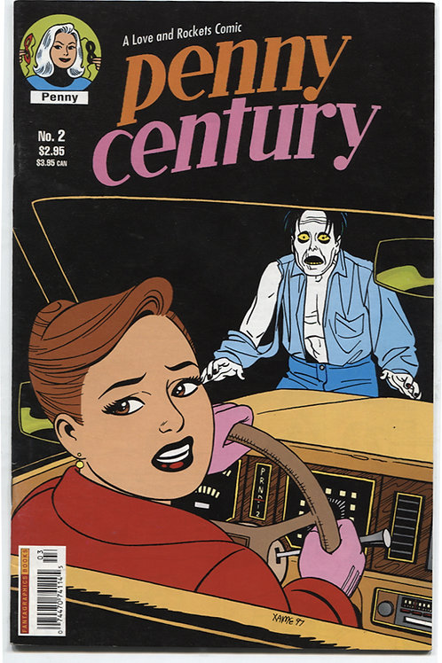 Jaime Hernandez's Penny Century #2