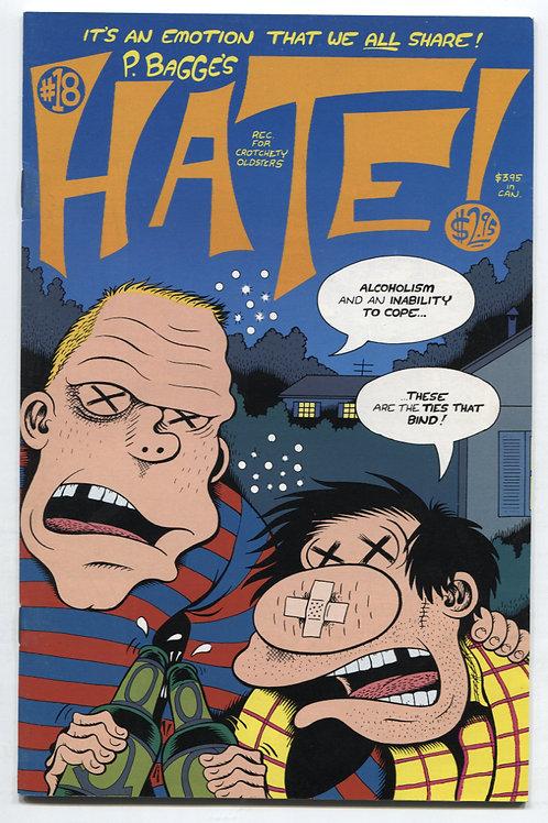 Peter Bagge's Hate #18