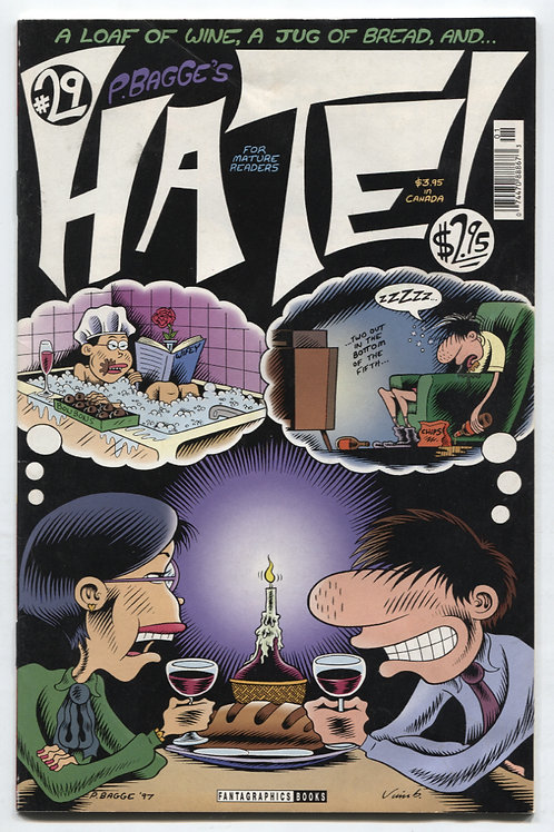 Peter Bagge's Hate #29