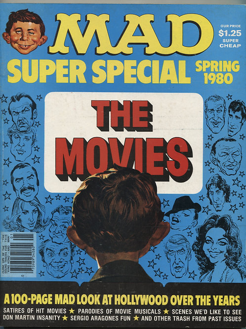 Mad Magazine Super Special Spring '80