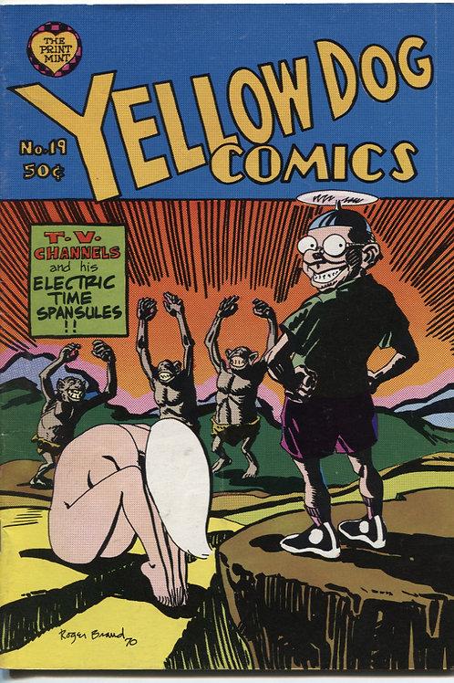 Yellow Dog Comics #19