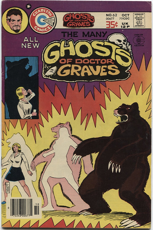 Ghosts of Doctor Graves #62