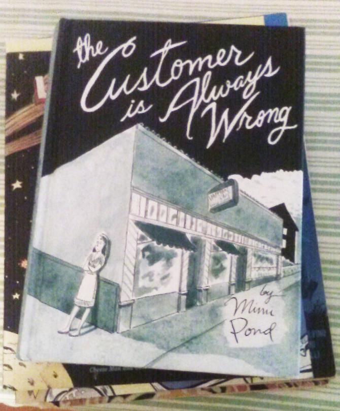 The Last 10 Comics I've Read