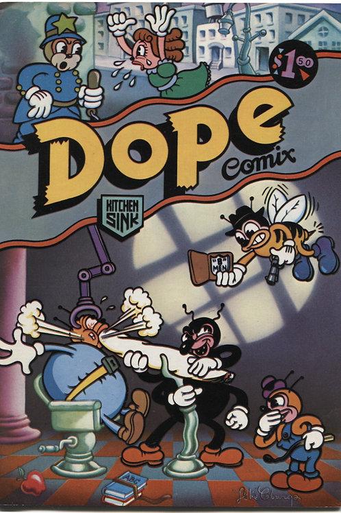 Dope Comix #1